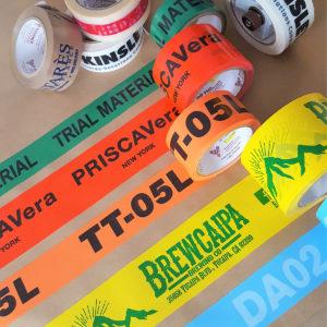 Custom Packing Tapes PVC