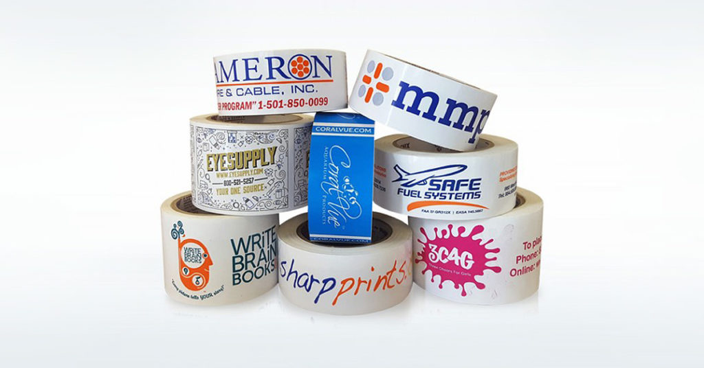 Custom Packing Tapes