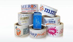 Custom Printed polypropylene Packaging Tape