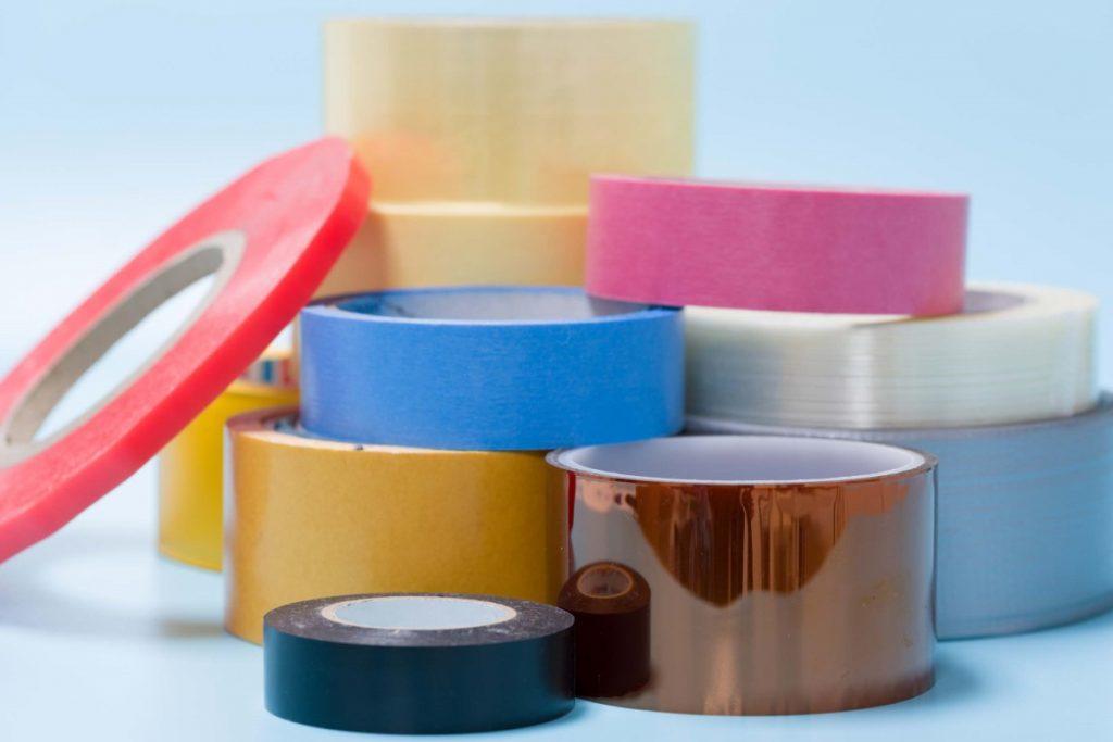 PVC Tape Rolls